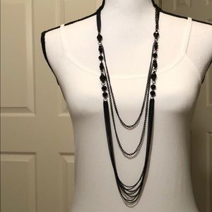 Jewelry - FREE with purchase/Trio of Chains & Beads